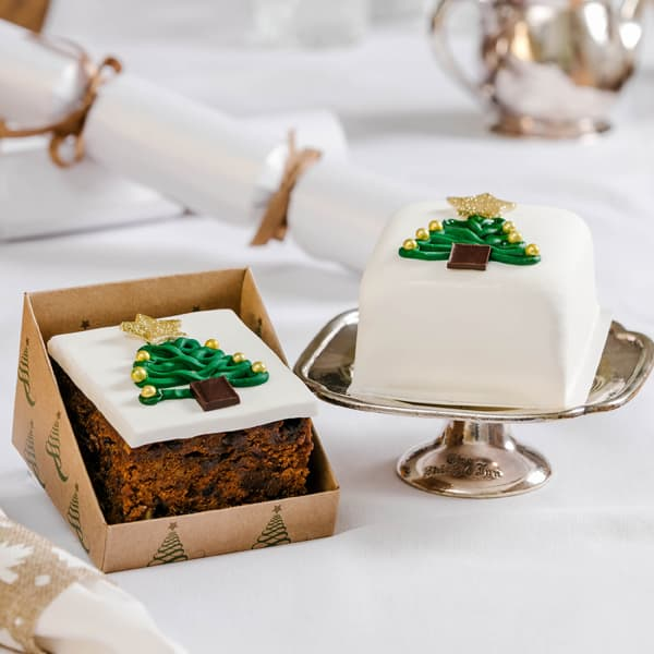 Christmas Fruit Cake Mini (Assorted)