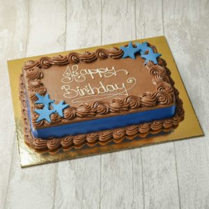 Celebration Cake (Chocolate)